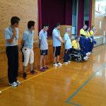 多くの指導員がサポート!障害者スポーツ紹介イベント