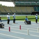 報告:「第12回大分県障がい者スポーツ大会」