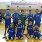 「第1回西日本CPサッカー大会」に参加して